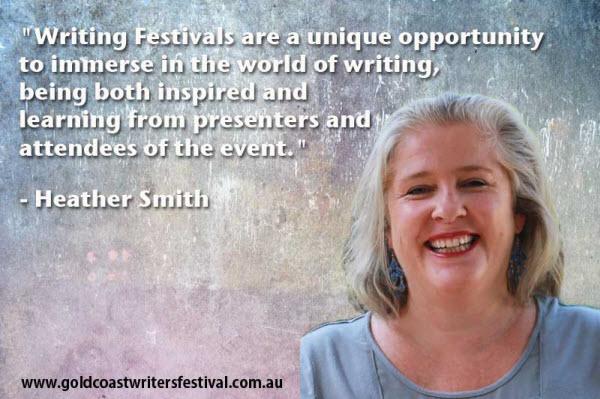 Writing festivals