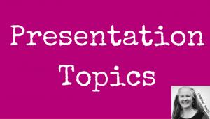 presentation-topics